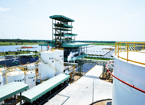 Process Plant Construction and Mechanical Installation for