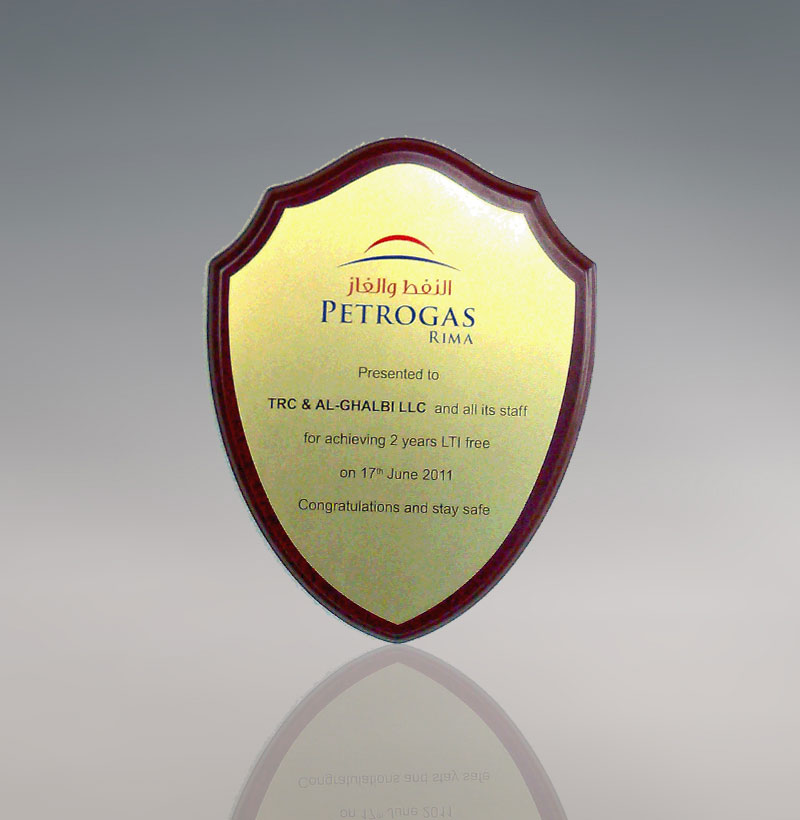 "TRC & Al-Ghalbi LLC achieved ""2-Years LTI Free Certificate"" from Petrogas Rima."