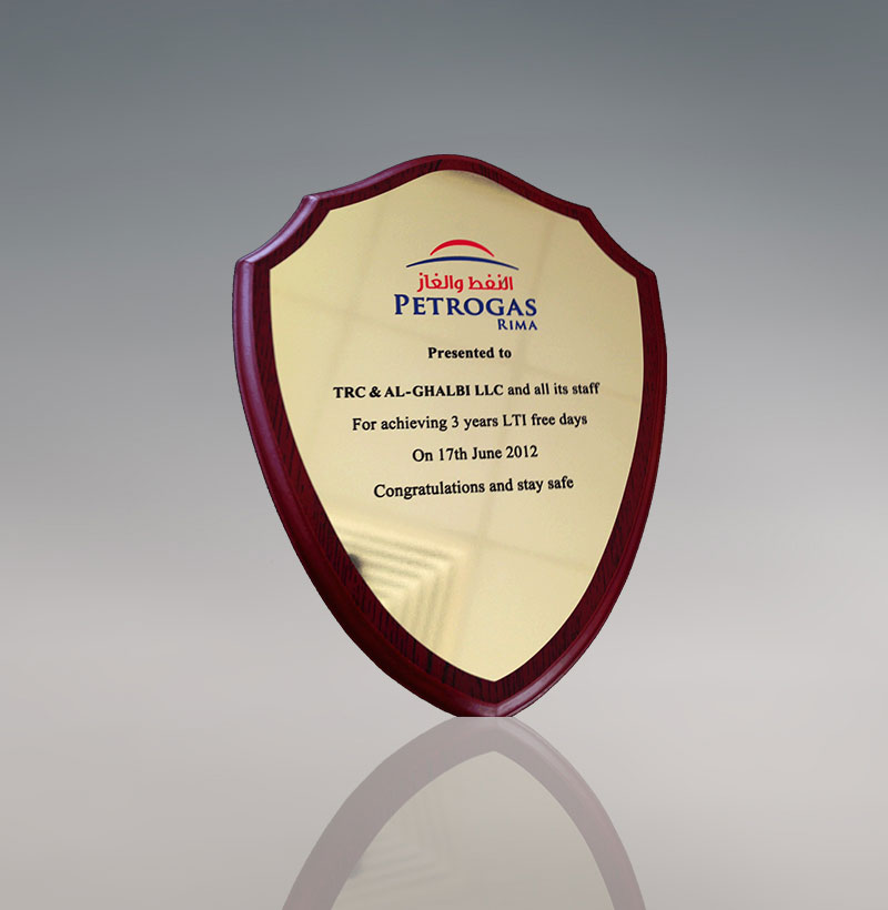 "TRC & Al-Ghalbi LLC achieved ""3-Years LTI Free Certificate"" from Petrogas Rima."